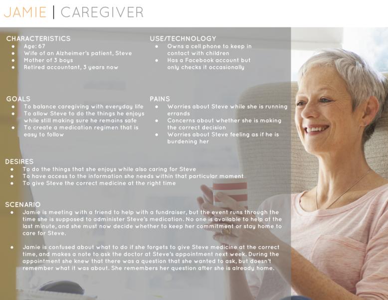 Caregiver Persona