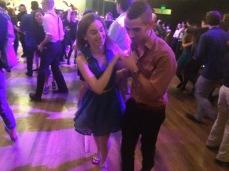 I social swing dance